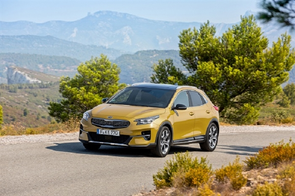 KIA XCeed pronta al debutto italiano